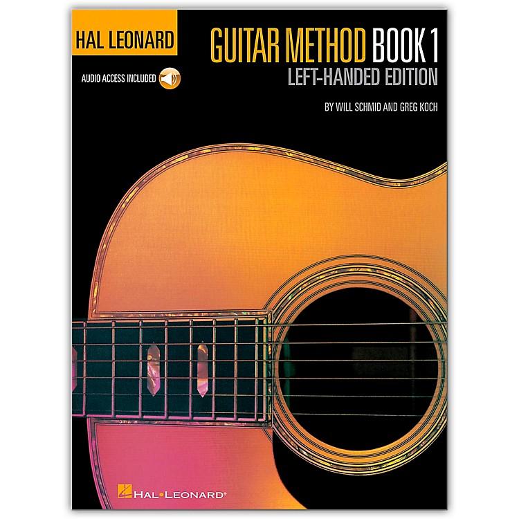 Hal LeonardGuitar Method Book 1 Left-Handed Edition (Book/Online Audio)