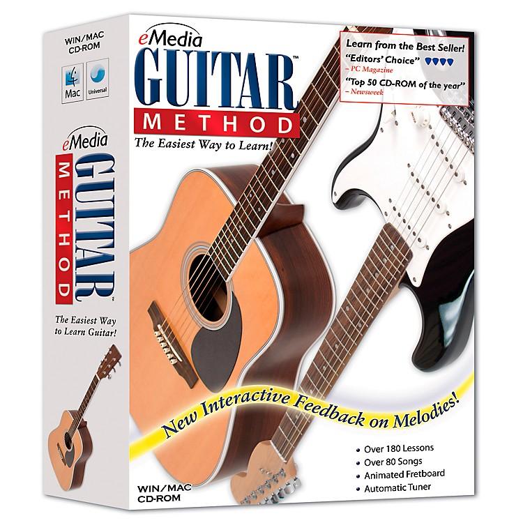 EmediaGuitar Method v 5.0 (CD-ROM)