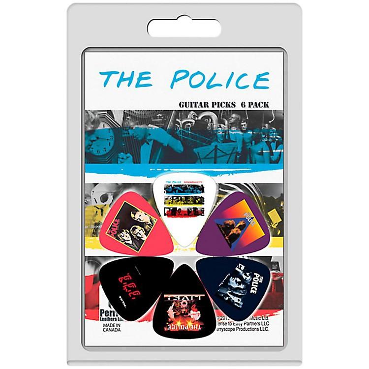 Perri'sGuitar Picks - 6-PackThe Police