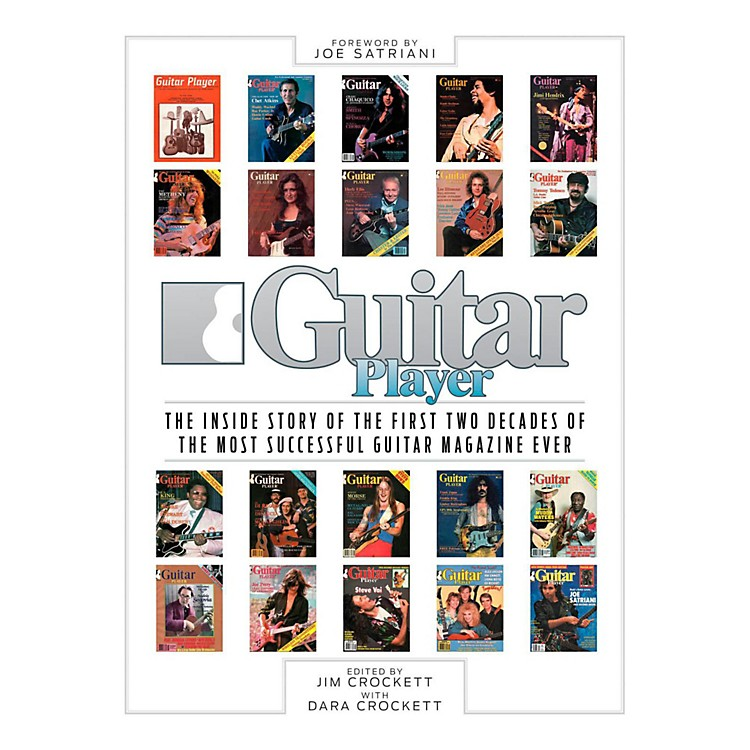 Hal LeonardGuitar Player: The Inside Story of the First Two Decades