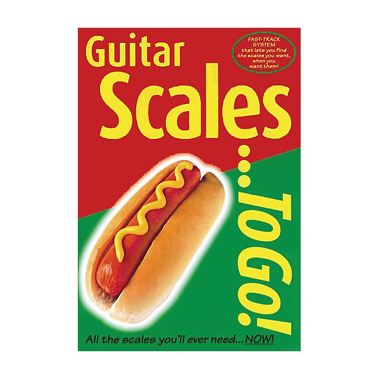 Music SalesGuitar Scales...To Go! Music Sales America Series Softcover Written by Joe Bennett