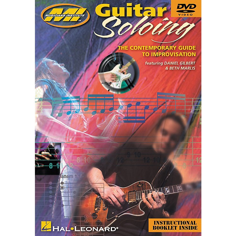Musicians Institute Guitar Soloing - The Contemporary Guide to Improvisation (DVD)