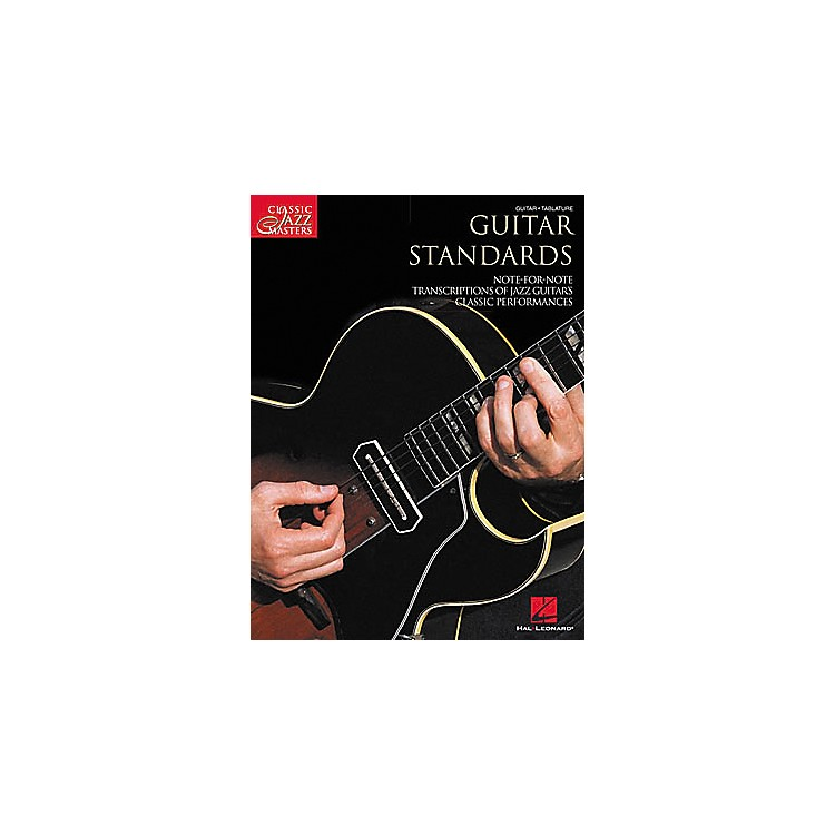 Hal LeonardGuitar Standards Guitar Collection Book