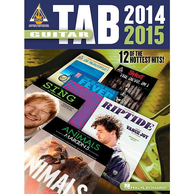 Hal LeonardGuitar Tab 2014-2015