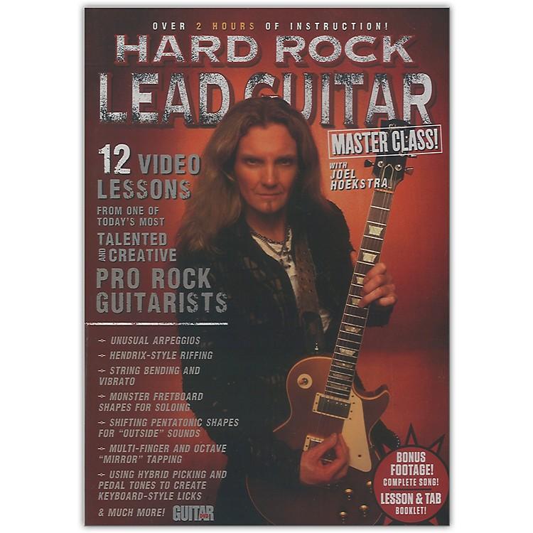 Guitar WorldGuitar World: Hard Rock Lead Guitar Master Class! DVD Intermediate