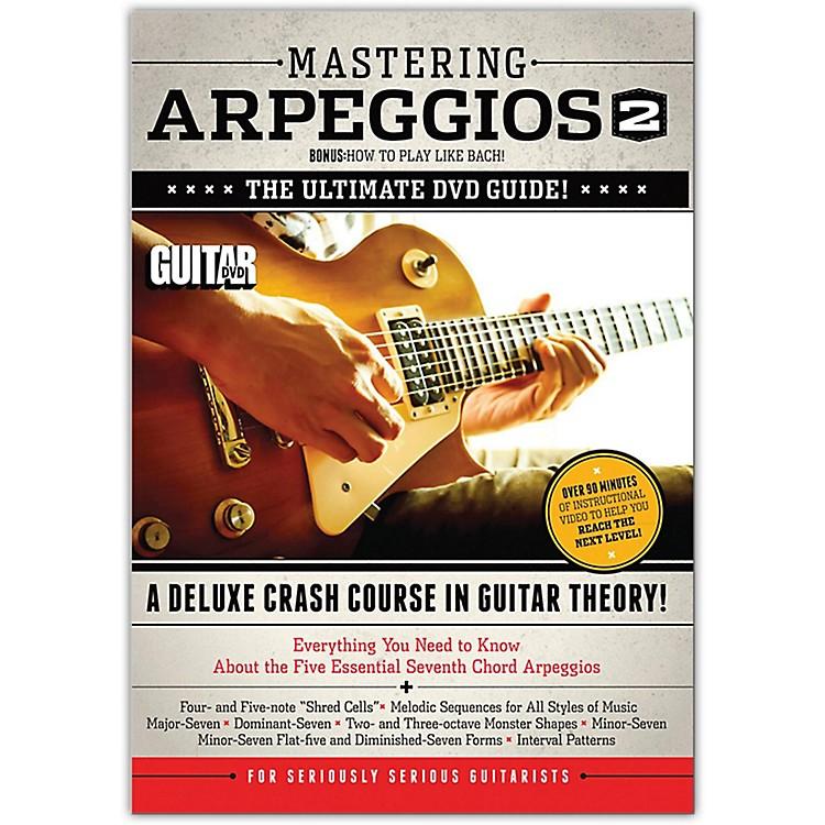 AlfredGuitar World Mastering Arpeggios Deluxe:  A Crash Course in Guitar Theory DVD 2