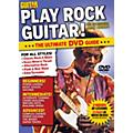 Alfred Guitar World Play Rock Guitar DVD