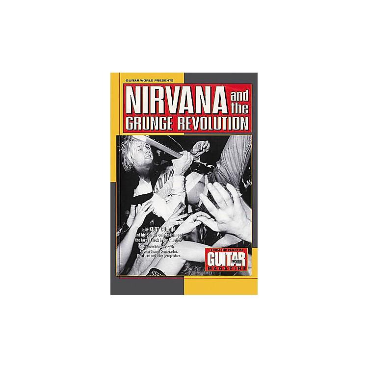 Hal LeonardGuitar World Presents Nirvana & the Grunge Revolution Guitar Tab Songbook