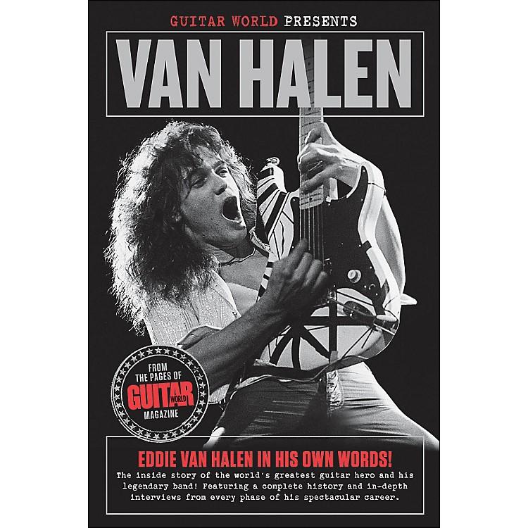 Hal LeonardGuitar World Presents: Van Halen Book