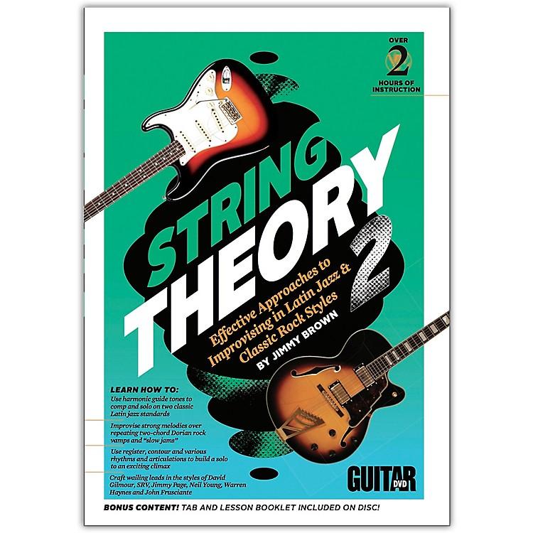 Guitar WorldGuitar World: String Theory 2 DVD Intermediate