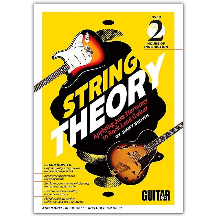 Guitar WorldGuitar World: String Theory DVD