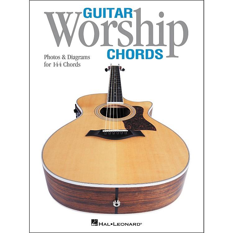 Hal LeonardGuitar Worship Chords (Guitar Worship Method Series) Book