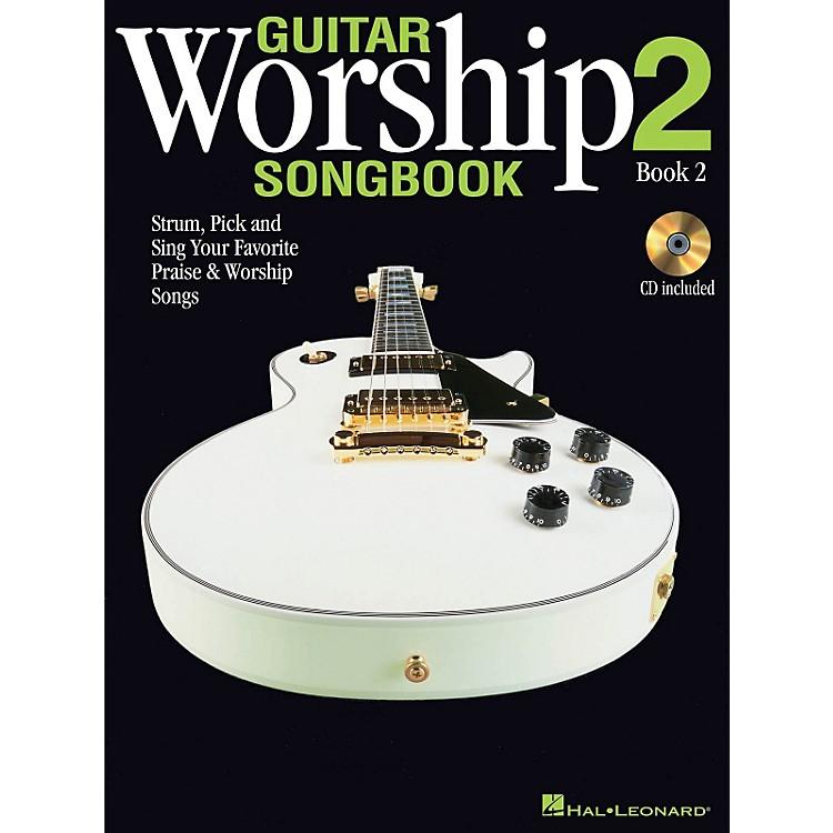Hal LeonardGuitar Worship Method Songbook 2 - CD/Package