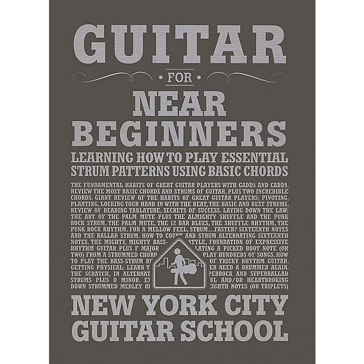 Carl FischerGuitar for Near Beginners (Book) New York City Guitar School