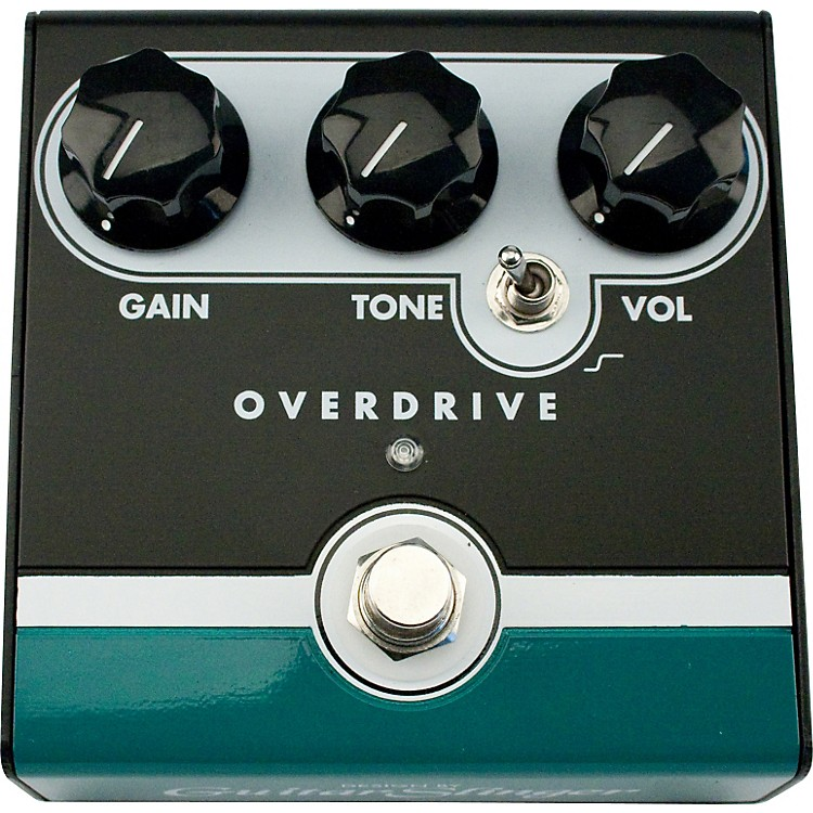 Jet City AmplificationGuitarSlinger Overdrive Guitar Effects Pedal