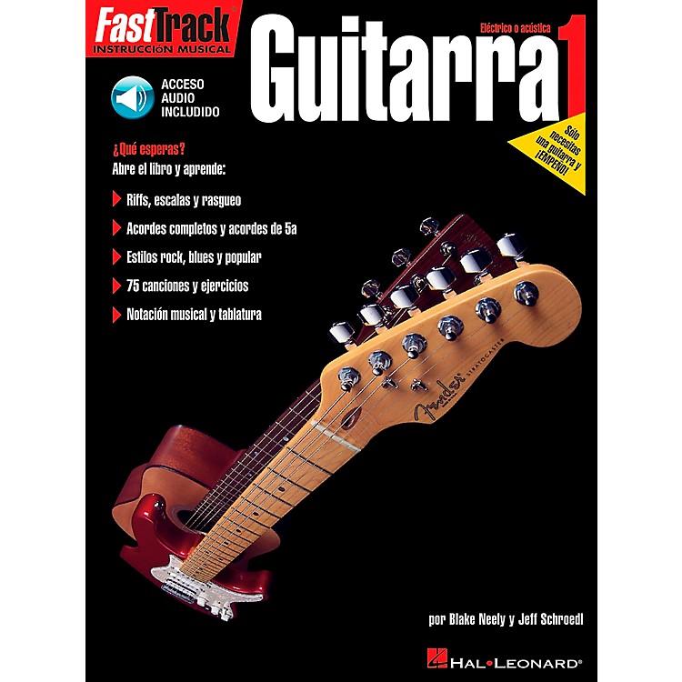 Hal LeonardGuitarra - Book 1 (Book/CD)