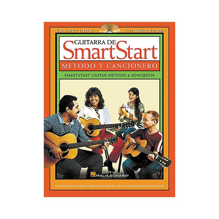 Hal LeonardGuitarra De SmartStart - Metodo y Cancionero Guitar Instruction Book