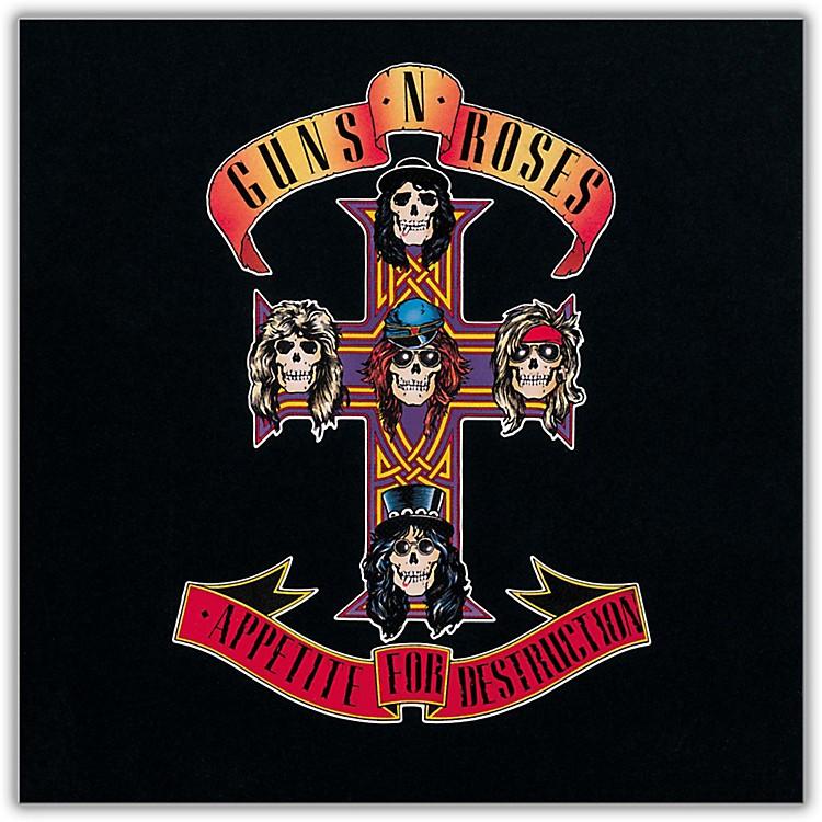 Universal Music GroupGuns N' Roses - Appetite for Destruction Vinyl LP