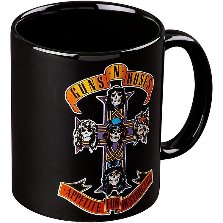 ROCK OFFGuns N' Roses Appetite For Destruction Mug