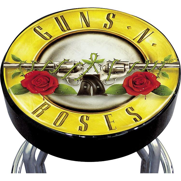 Silver Buffalo Guns N Roses Bar Stool Music123