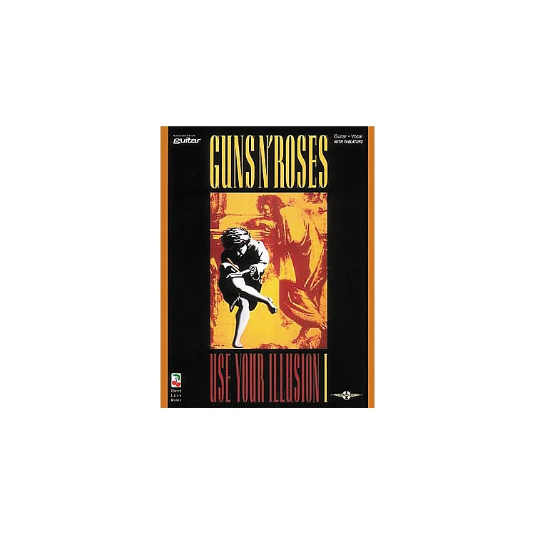 Cherry Lane Guns N' Roses Use Your Illusion 1 Guitar Tab Songbook