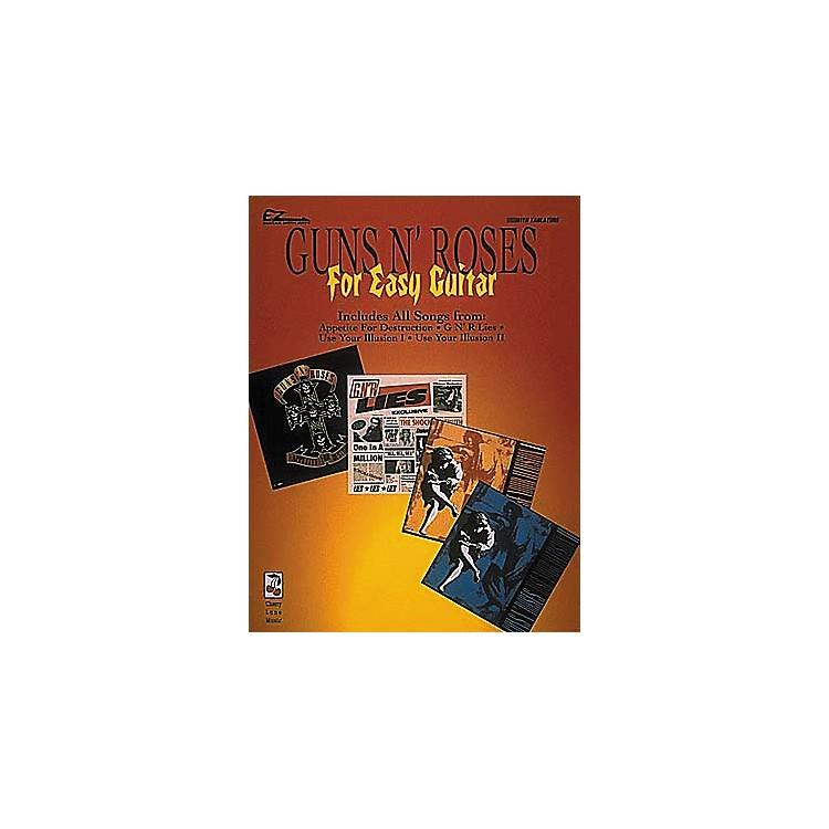 Cherry LaneGuns N' Roses for Easy Guitar Tab Songbook