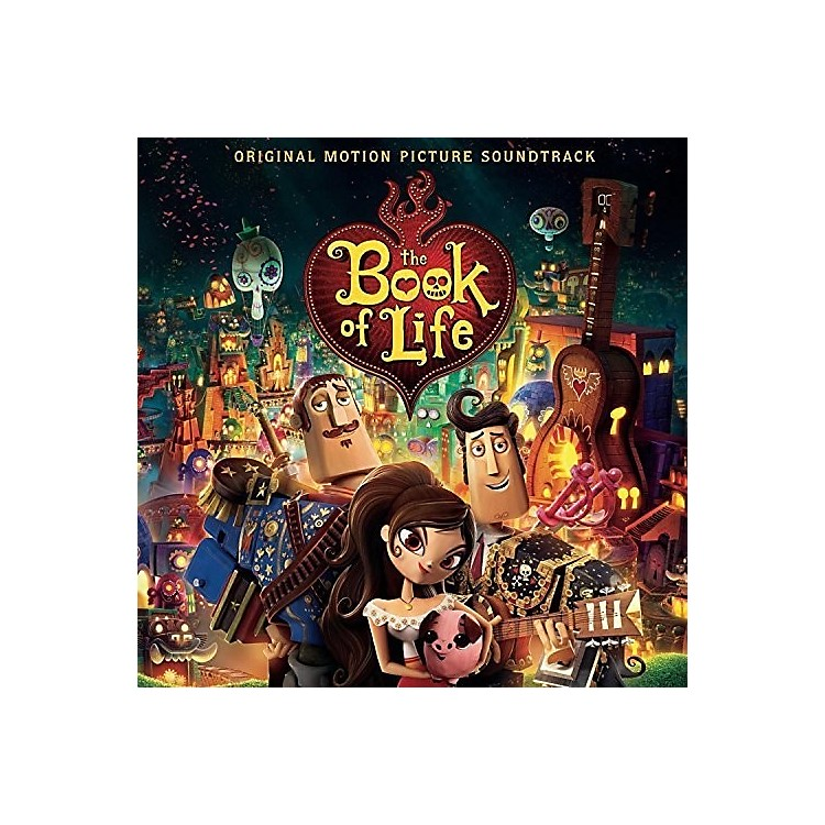 AllianceGustavo Santaolalla - The Book Of Life (Music From The Motion Picture)