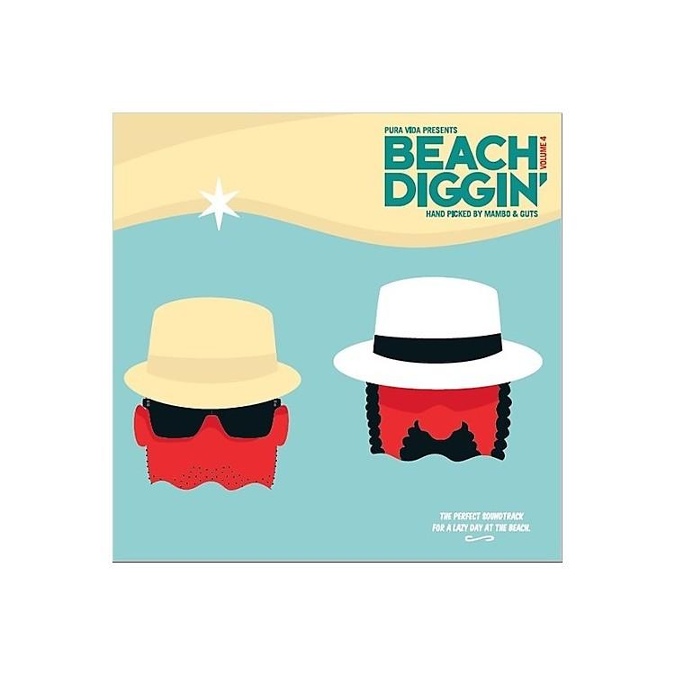 AllianceGuts & Mambo - Beach Diggin' Vol. 4