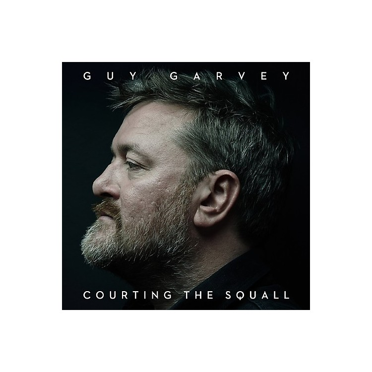 Alliance Guy Garvey - Courting the Squall