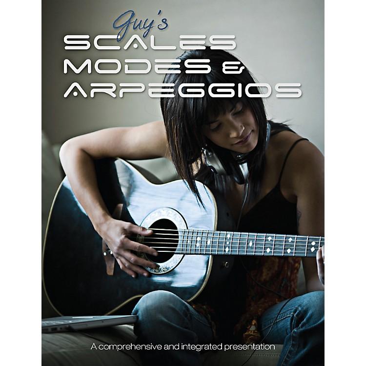 Guy's PublishingGuy's Scales, Modes & Arpeggios