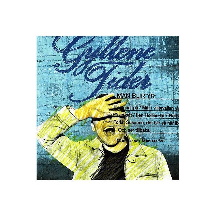 AllianceGyllene Tider - Man Blir Yr (Limited Edition Yellow Vinyl)