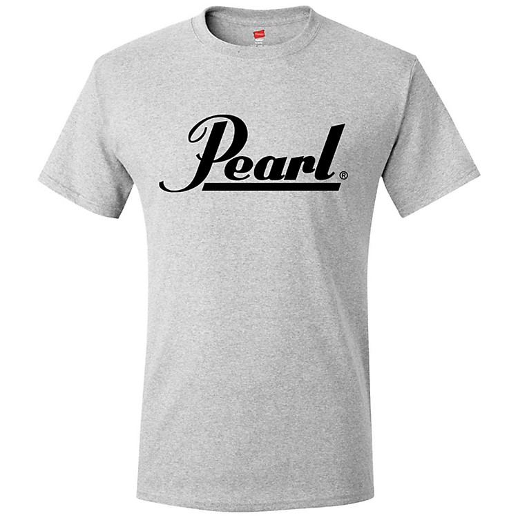 Pearl Gym Tee Large Gray