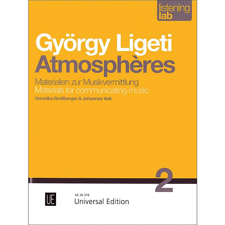 Carl FischerGyorgy Ligeti: Atmospheres Study