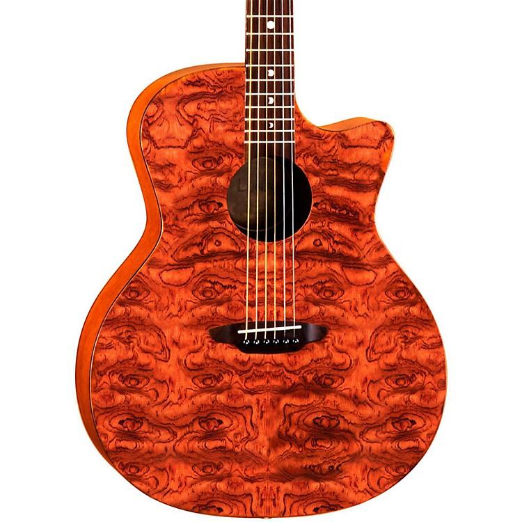 Luna GuitarsGypsy Acoustic GuitarNaturalBubinga