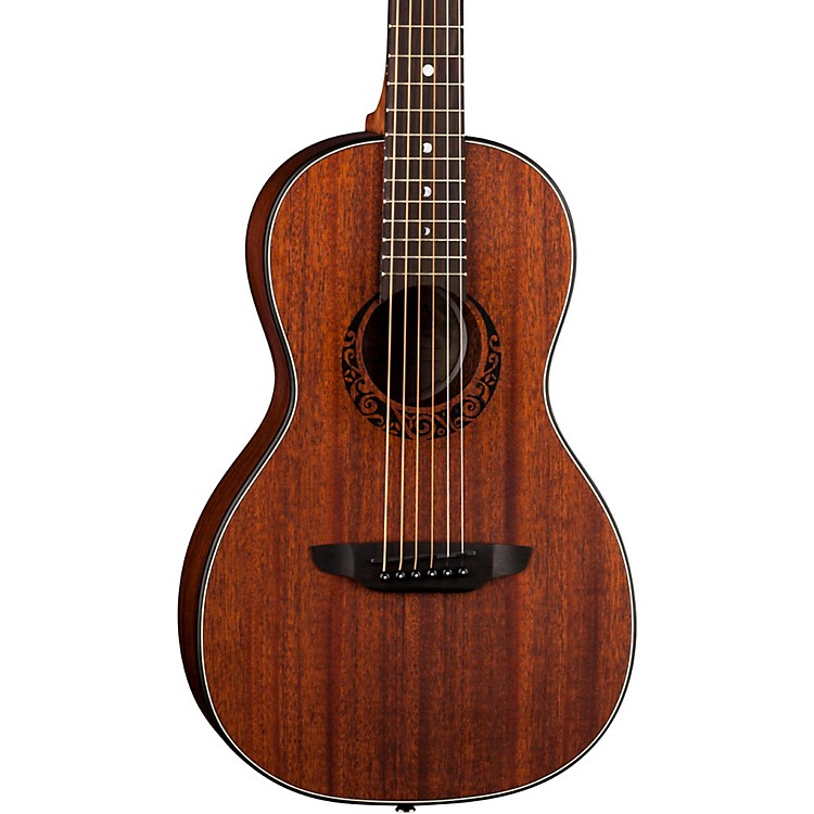 Luna GuitarsGypsy Parlor Mahogany Acoustic GuitarNatural