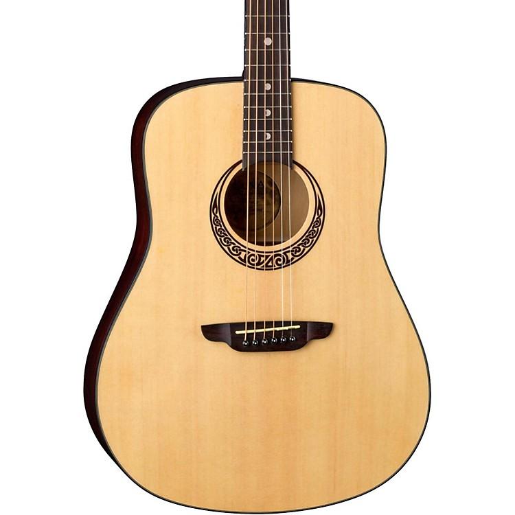 Luna GuitarsGypsy Series Gypsy Muse Dreadnought Acoustic Guitar