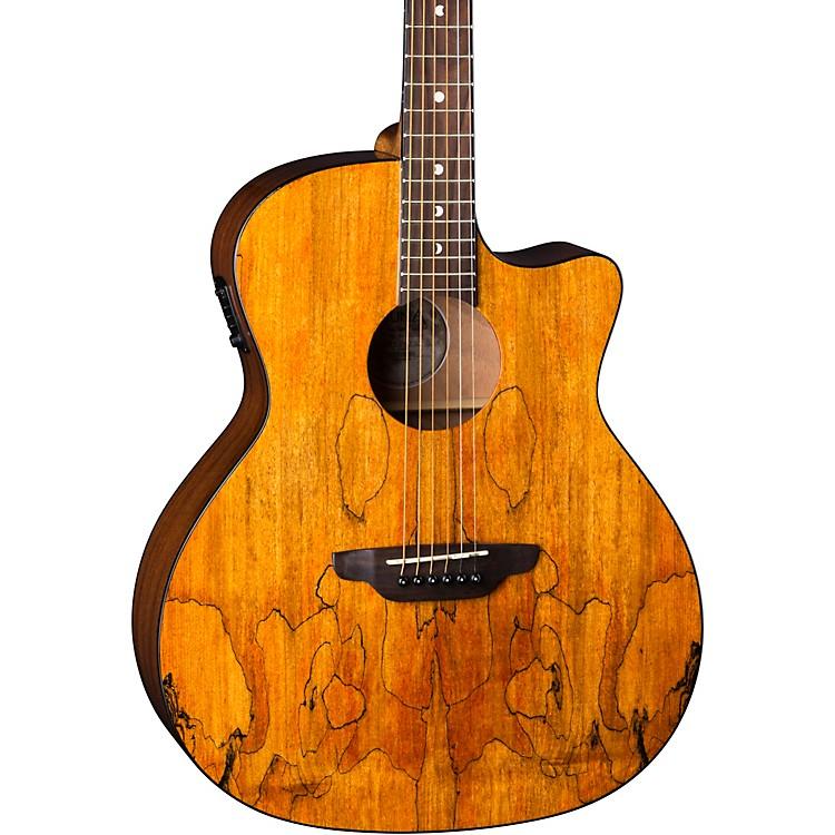 Luna GuitarsGypsy Spalt Grand Auditorium Acoustic-Electric Guitar