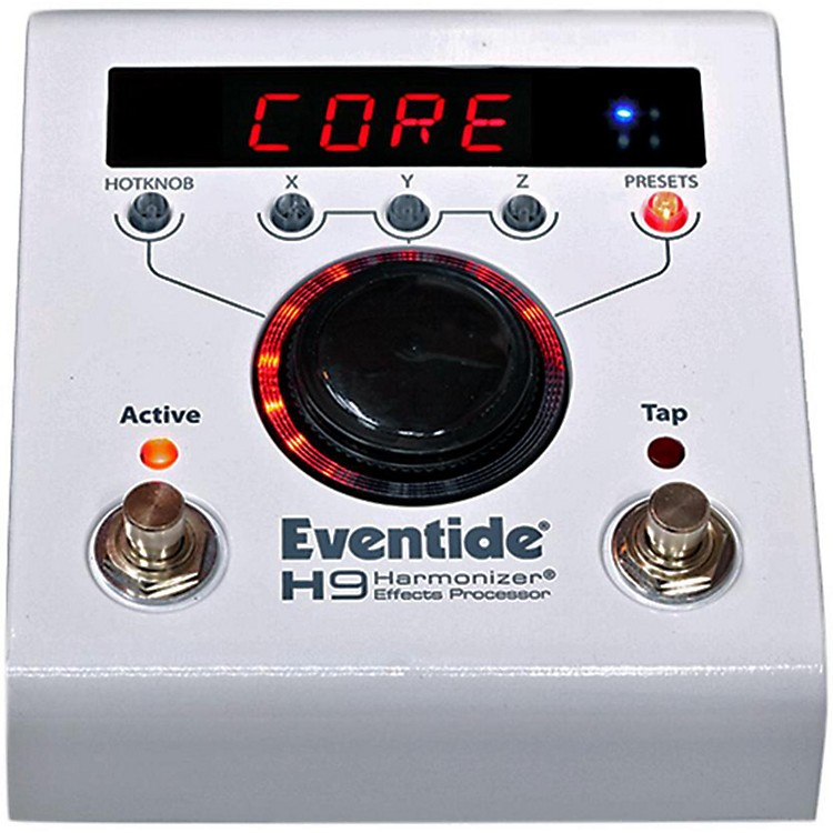 EventideH9 Core Harmonizer Guitar Mulit-Effects Pedal888365902838