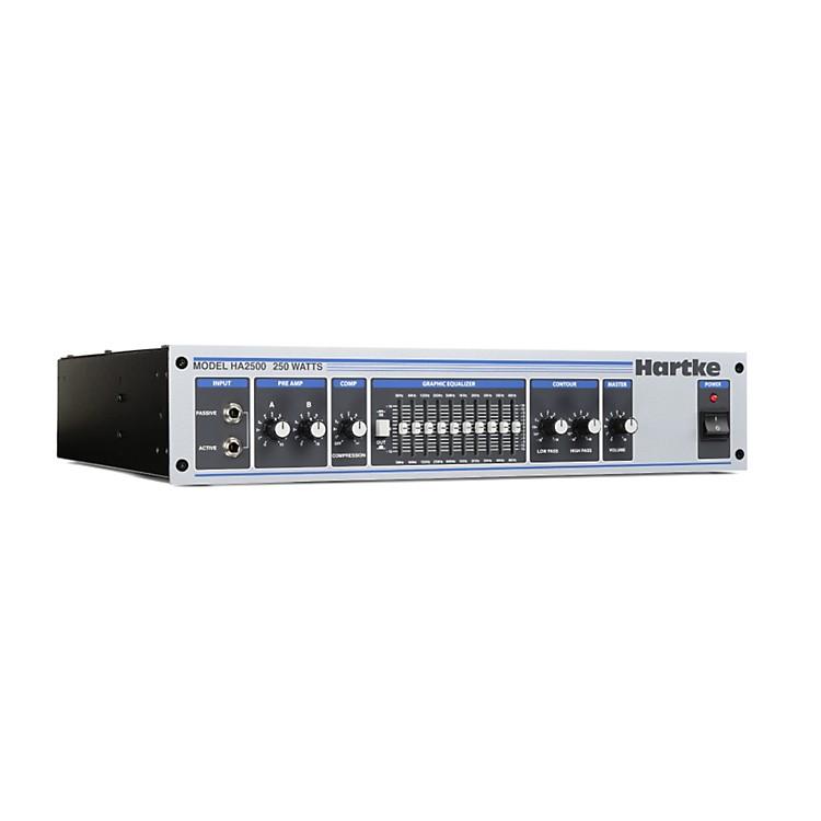 HartkeHA Series HA2500 250 Watt Bass Amp Head