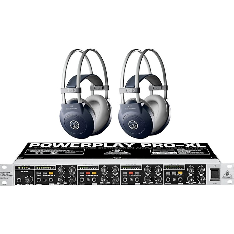 AKGHA4700/K77 Headphone Two Pack