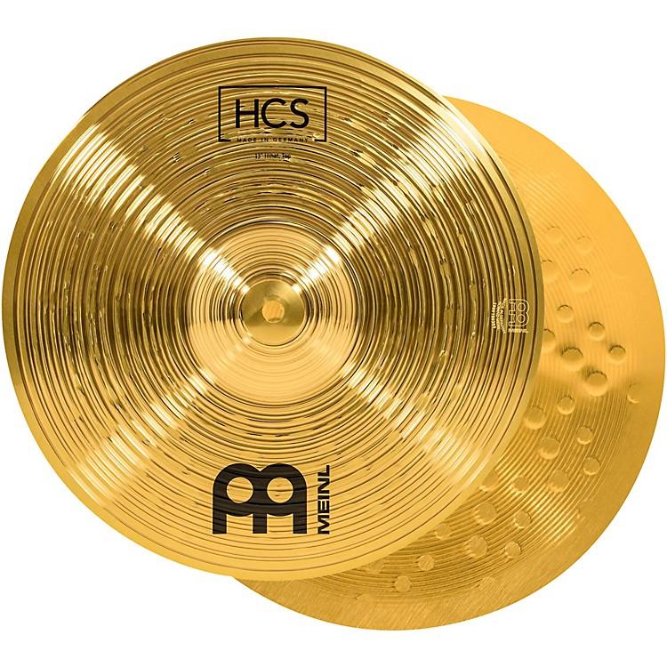 MeinlHCS Hi-Hat Cymbal Pair13 in.
