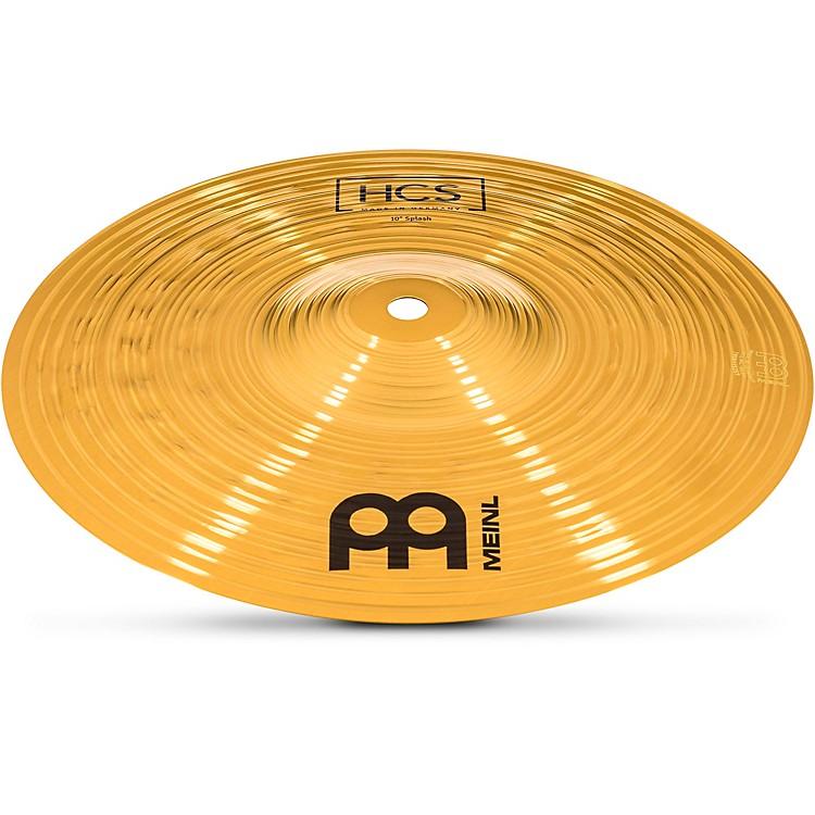 MeinlHCS Splash Cymbal10 in.