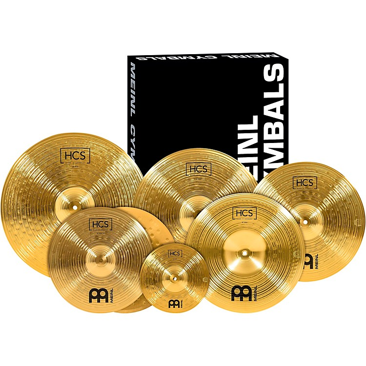 MeinlHCS Super Cymbal Pack