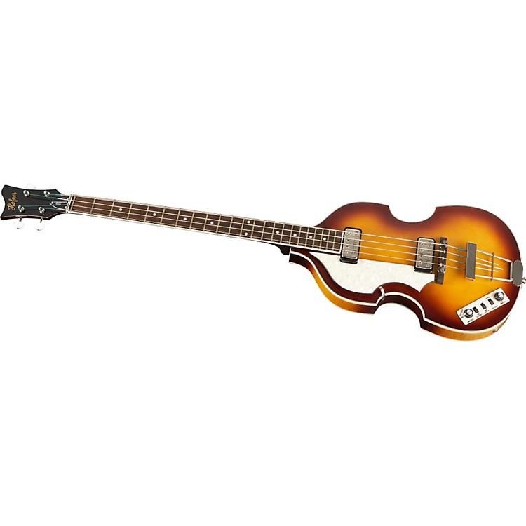 HofnerHCT-500/1L-SB Left Handed Violin Bass