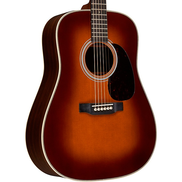 Martin HD-28 Standard Dreadnought Acoustic Guitar Sunburst