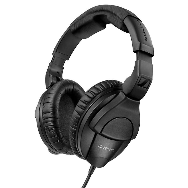 SennheiserHD 280 PRO Closed-Back HeadphonesBlack