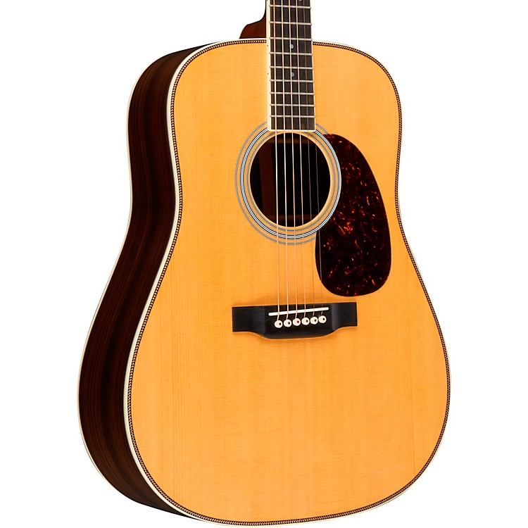 MartinHD-35 Standard Dreadnought Acoustic GuitarAged Toner