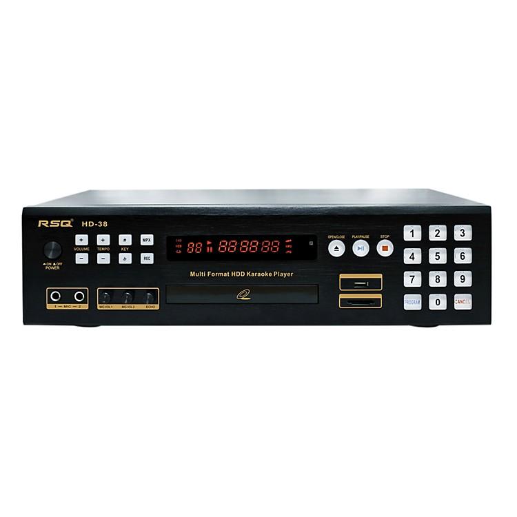 RSQHD-38 Multi-Format Karaoke Player