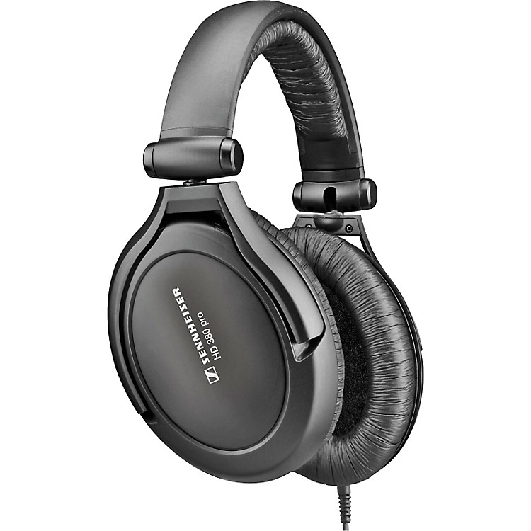 sennheiser hd 380 pro headphones music123. Black Bedroom Furniture Sets. Home Design Ideas