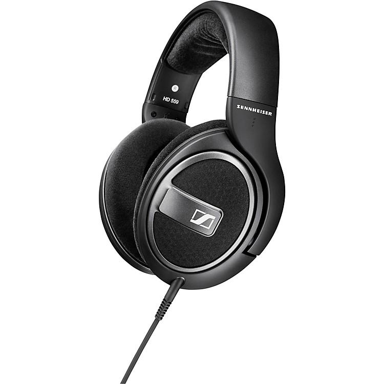 SennheiserHD 559 Open-Back Headphones Black
